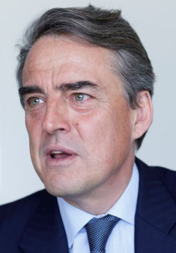 For IATA Chief Alexandre de Juniac the safe delivery of COVID-19 vaccines will be the mission of the century  -  image courtesy of IATA