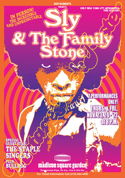 sly and the family stone, disco music