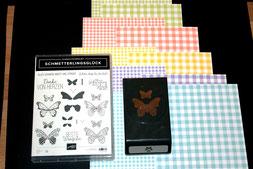 Produktpaket 'Schmetterlingsglück