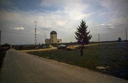 Foto: Archiv, Sternwarte Neumarkt (1975-1980)