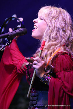 Candice Night.