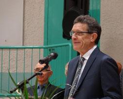 Michel Courteaux est candidat à l'élection municipale de mars 2020.