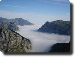 Integral de Picos de Europa. Guías de Montaña. Barrancos