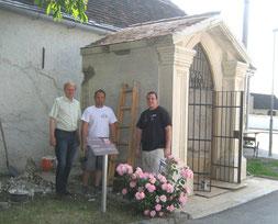 Annakapelle in Winden am See