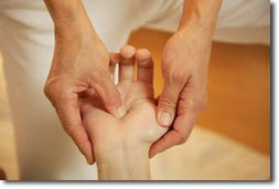 Shiatsu, wolf-massage