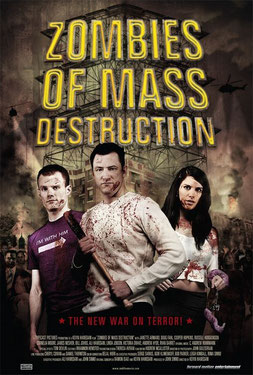 Zombies Of Mass Destruction de Kevin Hamedani - 2009 / Comédie - Horreur