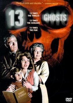 13 Ghosts de William Castle