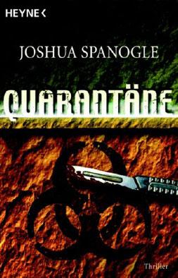 Coves des Buches Quarantäne von Joshua Spanogle.