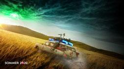 Ghostbusters 2020, Legacy, Sommer 2020, Geistheilung, Geisterjäger