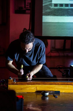 Massimiliano Cerioni Playing MEtastring