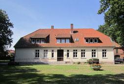 Pfarrhaus Eingangsbereich