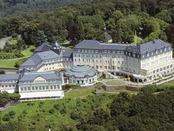 Steigenberger Grandhotel & Spa Petersberg, Königswinte // Bonn