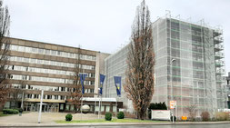 Southern building DRV, Bayreuth Germany