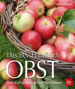Handbuch Obst - Martin Stangl