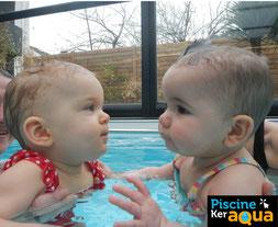Piscine Rennes saint jacques bébé nageur ker aqua