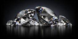 Diamanten als Geldanlage mit Inflationsschutz als Thema eines Vortrages der Firma Wirtschaftsimpuls GmbH aus Stuttgart, spezialisiert auf Finanzplanung, Geldanlage und Vorsorge