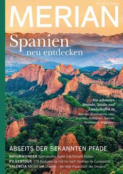 MERIAN Magazin Spanien neu entdecken