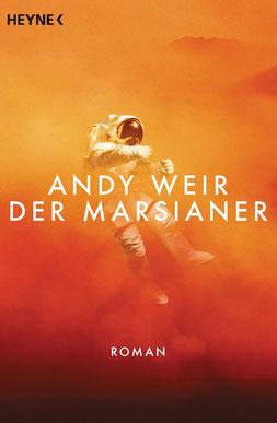 Der Marsianer von Andy Weir  - Buchtipp