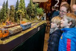 Ook dit jaar zijn de mooiste modelspoorbanen te zien in het Spoorwegmuseum