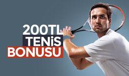 Tenis Bonusu