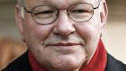 Walter Momper - Bürgermeister von Berlin