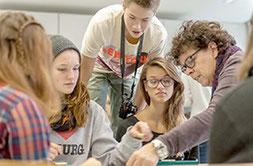Ganztagesschule mit verschränktem Unterricht statt teurer Nachhilfe  Bild: UBG Joachim Wiesner