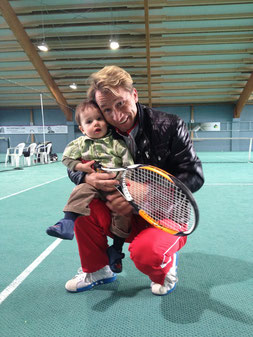 Trainer Jarda Maxilon Tennisschule Jarda