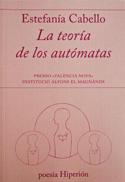 Premio Valéncia Nova Instituciò Alfons el Magnanim, Hiperión 2018