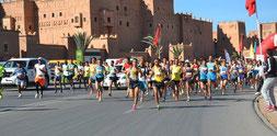 Ultra marathon de Ouarzazate