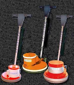 Maquinas pulidoras suelos pulir y abrillantar suelos - Maquina pulidora suelos ...