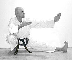 Zoltan Cisar, Inhaber und Schulleiter von sam chae Taekwo-Do, 2. DAN trad. Taekwo-Do, 1. DAN Allkampf
