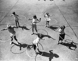 Hula Hoop, une question d'équilibre ou de souplesse?
