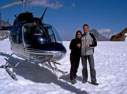 Gletscherlandung ab Lauterbrunnen
