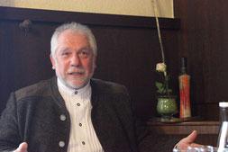 Udo Greim war zu Gast bei den Jusos Neustadt