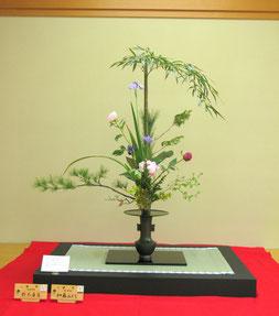 端午の節句の花