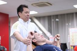 スポーツバランス トレーニング指導 栗田素直