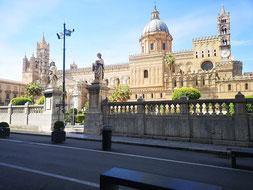 Palermo, una cattedrale totalmente vuota