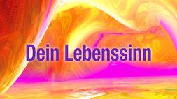 Dein Lebenssinn •Seminar mit Yngo Gutmann •Sa 29.02.2020 •Trommelschule Yngo Gutmann, Leipzig