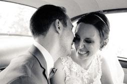 Hochzeitsbilder von Isabell und Robert