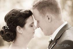 Hochzeitsbilder von Lisa und Fabian