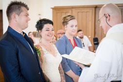 Hochzeitsbilder von Sabrina und Daniel Villa Schmidt Kehl