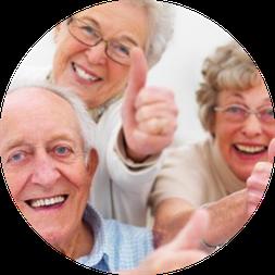 personnes âgées, handicapées, patients, aidants, famille