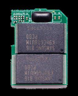Récupération carte mémoire