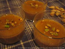 Mouhalabia, revu et corrigé, au Rooibos citrus