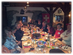 Treffen am Baldeneysee (Peters Bootsclub) am 25.02.2012