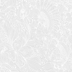 Ткань Авенсис, белый