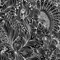 Ткань Авенсис, черный