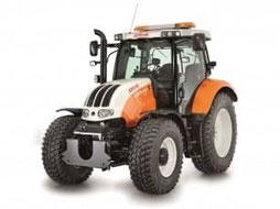 Steyr 860 Tractor