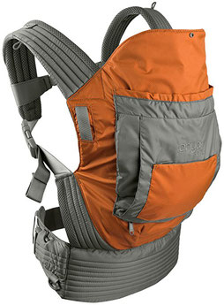Onya Baby Outback carrier for travel