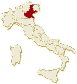 Italia regione Veneto